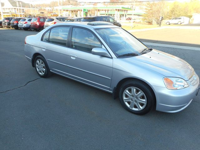2003 Honda Civic EX New Windsor, New York 8