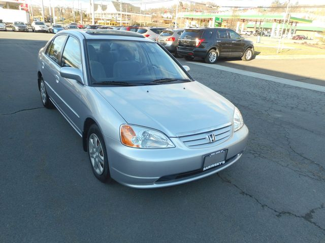 2003 Honda Civic EX New Windsor, New York 9