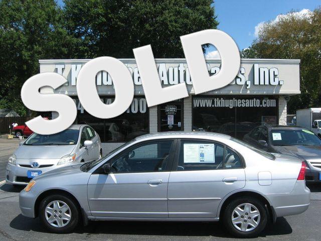 2003 Honda Civic LX Richmond, Virginia 0