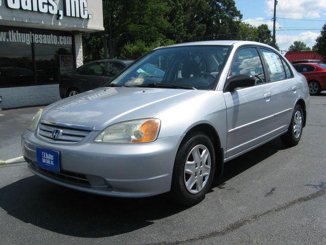 2003 Honda Civic LX Richmond, Virginia 1