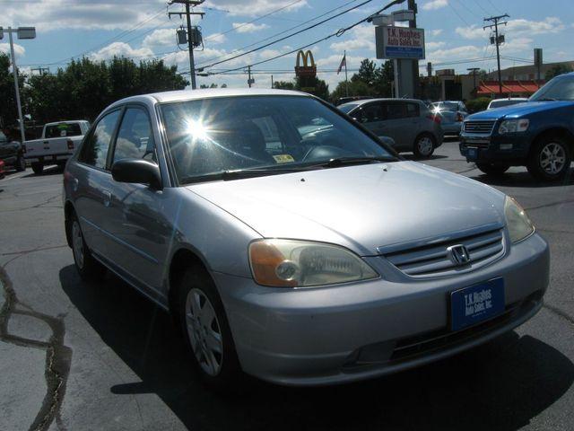 2003 Honda Civic LX Richmond, Virginia 3