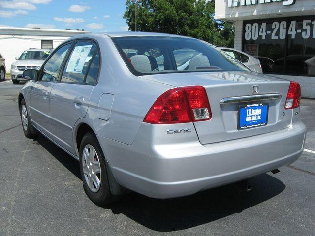 2003 Honda Civic LX Richmond, Virginia 7