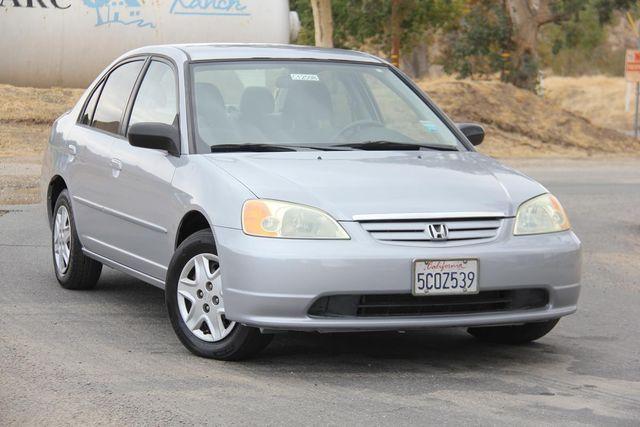 2003 Honda Civic LX Santa Clarita, CA 3