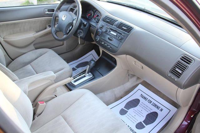 2003 Honda Civic LX Santa Clarita, CA 9