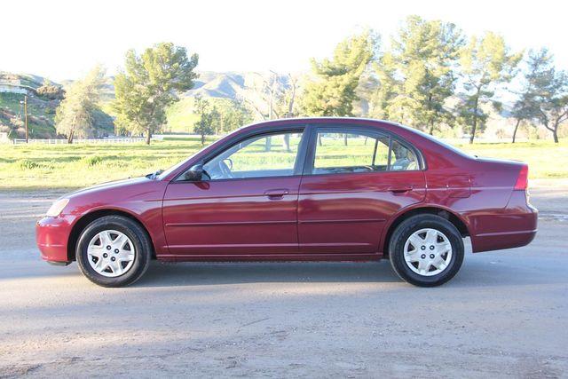 2003 Honda Civic LX Santa Clarita, CA 11