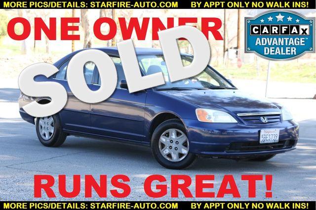 2003 Honda Civic LX Santa Clarita, CA 0