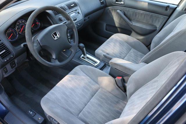 2003 Honda Civic LX Santa Clarita, CA 8