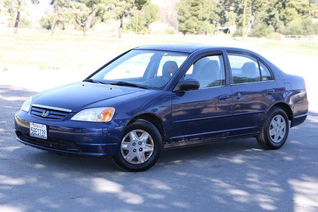 2003 Honda Civic LX Santa Clarita, CA 1