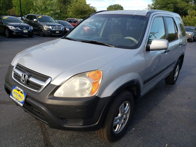 2003 Honda CR-V EX | Champaign, Illinois | The Auto Mall of Champaign in Champaign Illinois