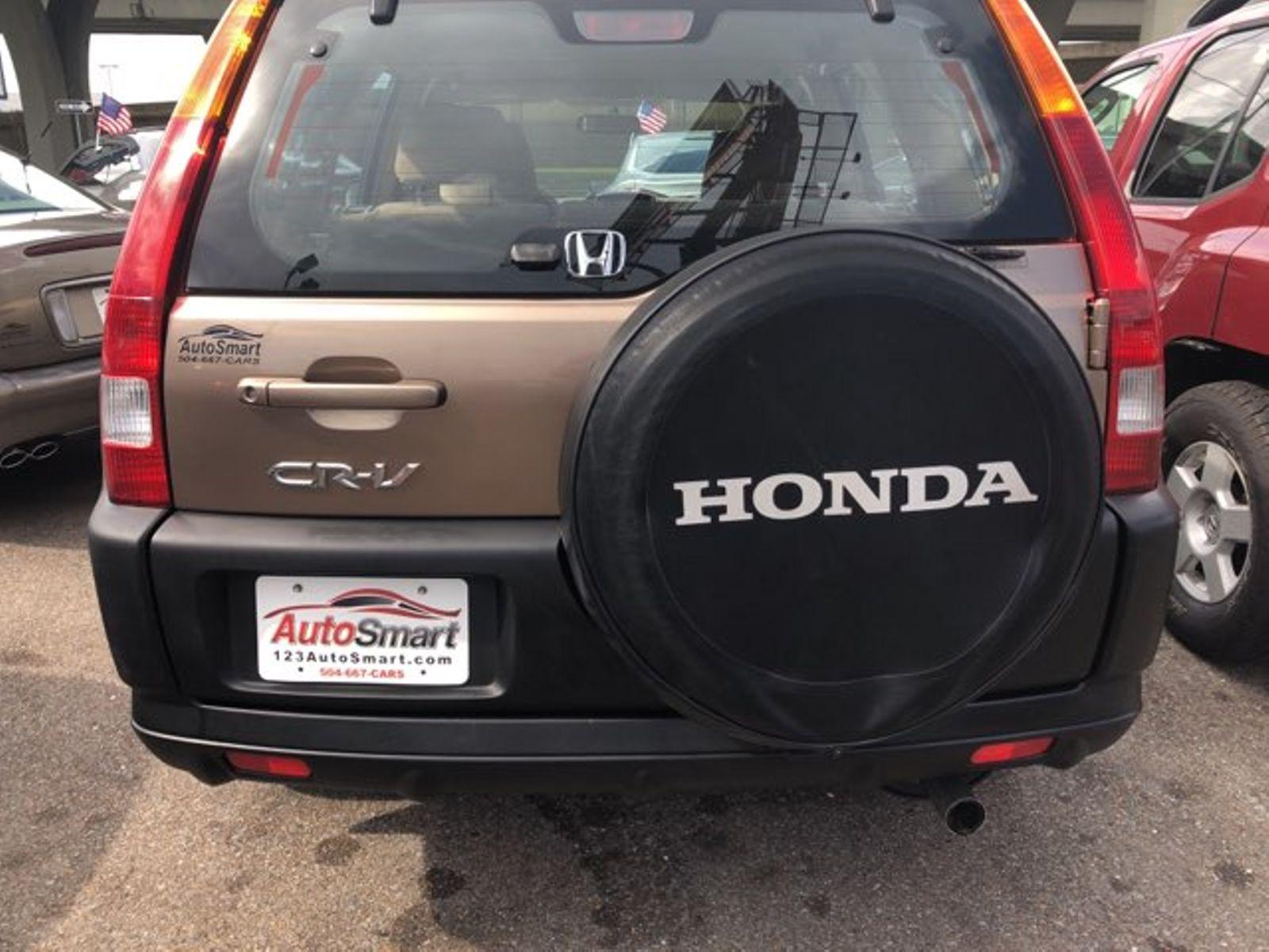 2003 Honda Cr V Lx City La Autosmart In Harvey