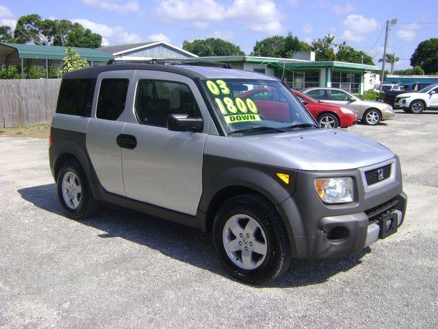 2003 Honda Element 4WD EX in Fort Pierce, FL 34982