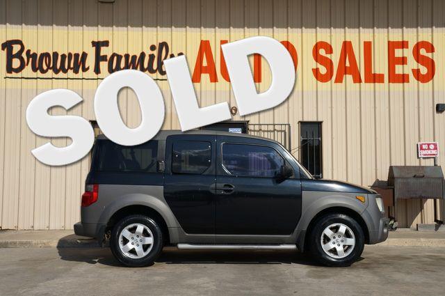 2003 Honda Element EX | Houston, TX | Brown Family Auto Sales in Houston TX