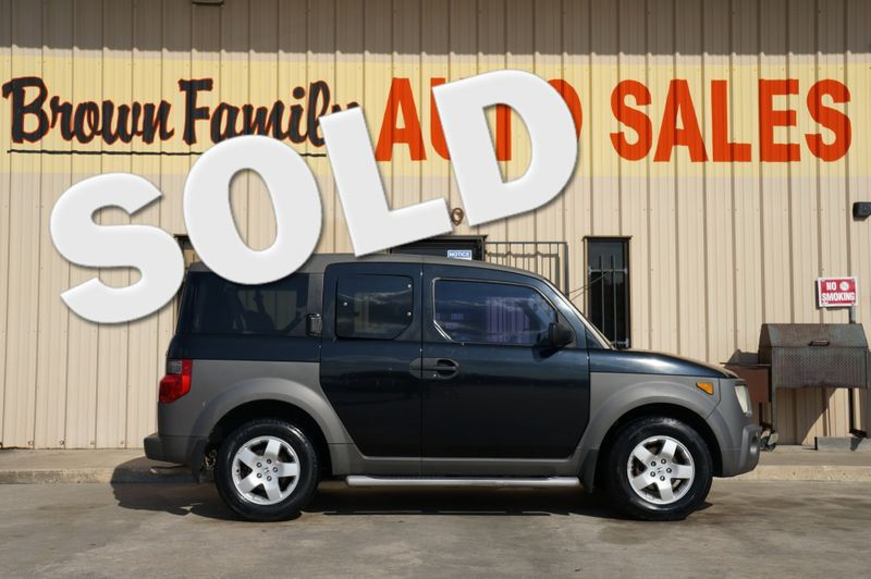 2003 Honda Element EX | Houston, TX | Brown Family Auto Sales in Houston TX