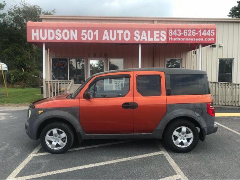 2003 Honda Element EX   Myrtle Beach, South Carolina   Hudson Auto Sales in Myrtle Beach South Carolina