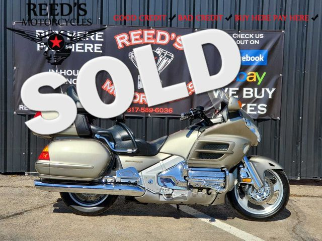 2003 Honda Gold Wing GL1800   Hurst, Texas   Reed's Motorcycles in Fort Worth Texas