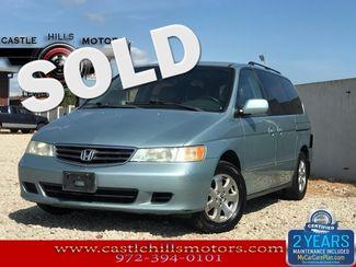 2003 Honda Odyssey EX-L   Lewisville, Texas   Castle Hills Motors in Lewisville Texas