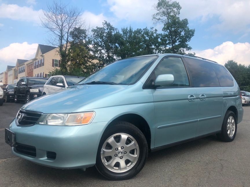 U003c 2003 Honda Odyssey EX L In Sterling VA, ...