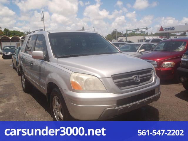 2003 Honda Pilot EX Lake Worth , Florida