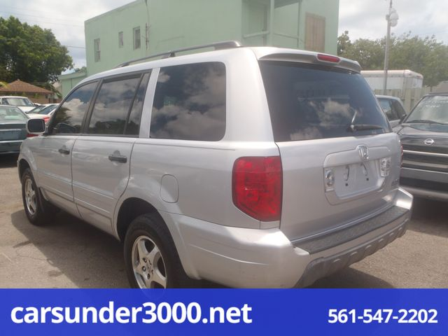 2003 Honda Pilot EX Lake Worth , Florida 1