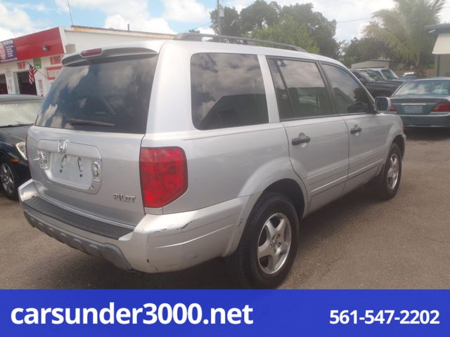 2003 Honda Pilot EX Lake Worth , Florida 2