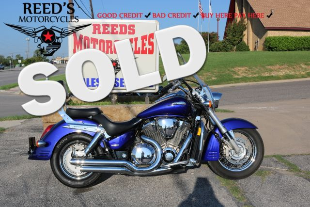 2003 Honda Retro Spoke  | Hurst, Texas | Reed's Motorcycles in Hurst Texas