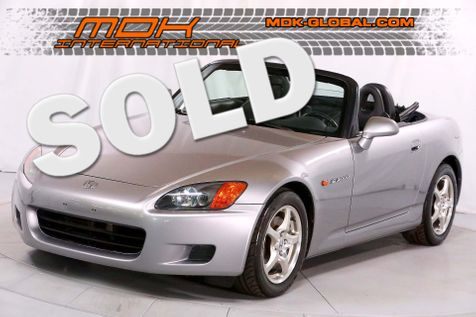 2003 Honda S2000 - Only 47K miles - New top in Los Angeles