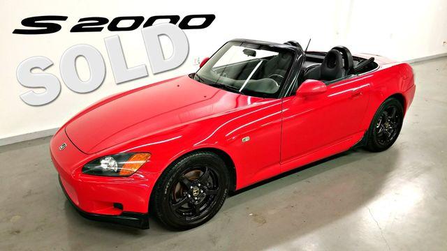 2003 Honda S2000 MANUAL CONVERTIBLE | Palmetto, FL | EA Motorsports in Palmetto FL