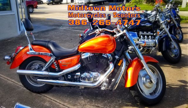 2003 Honda Shadow Sabre 1100 in Daytona Beach , FL 32117