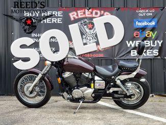 2003 Honda Shadow Spirit 750 VT750DCB | Hurst, Texas | Reed's Motorcycles in Hurst Texas