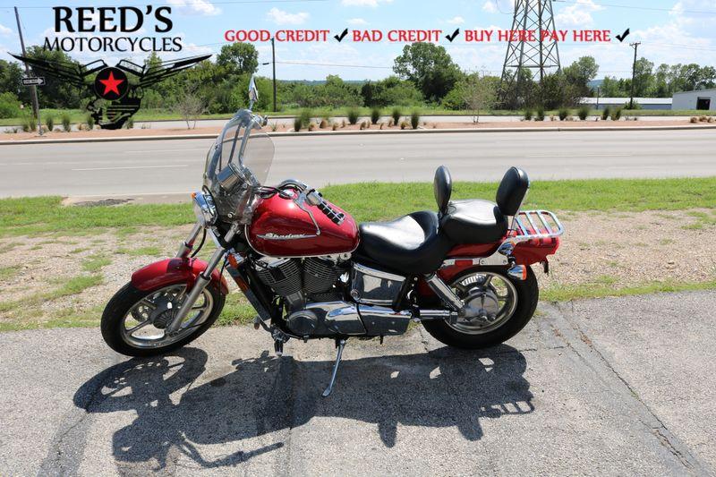 2003 Honda Shadow Spirit vt1100c3 | Hurst, Texas | Reed's Motorcycles in Hurst Texas