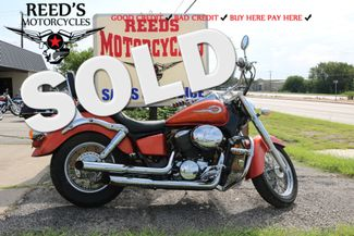 2003 Honda SHADOW VT 750  | Hurst, Texas | Reed's Motorcycles in Hurst Texas