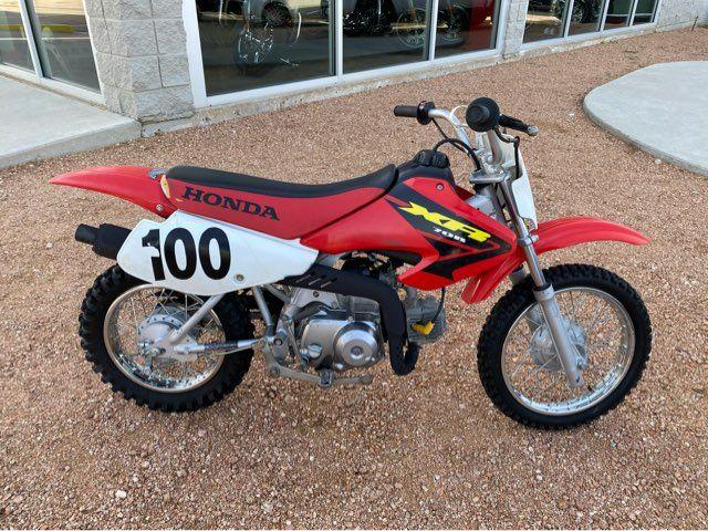 2003 Honda XR70R3
