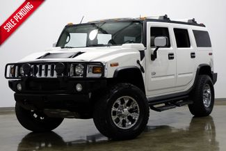 2003 Hummer H2 SUV Low Miles in Dallas Texas, 75220