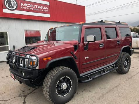 2003 Hummer H2 Sport Utility 4D in