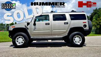 2003 Hummer H2 CLEAN CARFAX 4X4  | Palmetto, FL | EA Motorsports in Palmetto FL