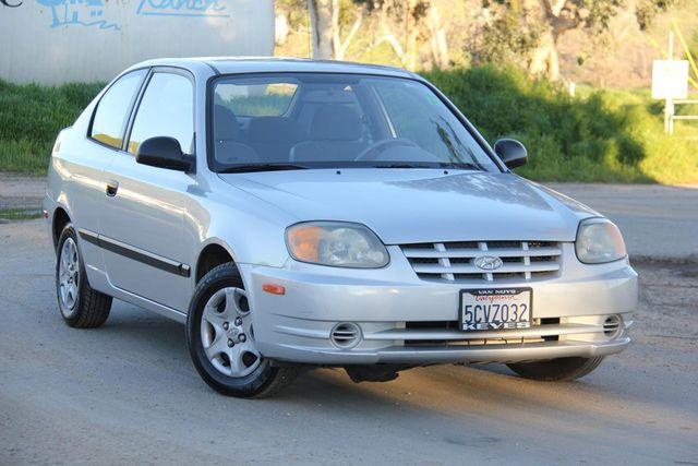 2003 Hyundai Accent Santa Clarita, CA 3
