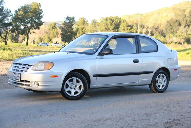 2003 Hyundai Accent Santa Clarita, CA 1