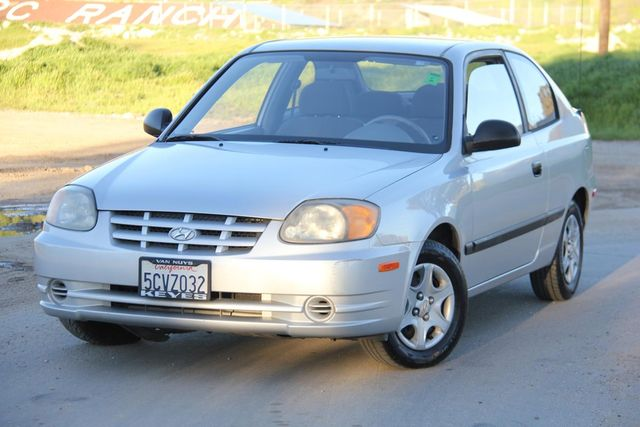 2003 Hyundai Accent Santa Clarita, CA 4