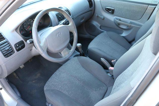 2003 Hyundai Accent GL Santa Clarita, CA 7