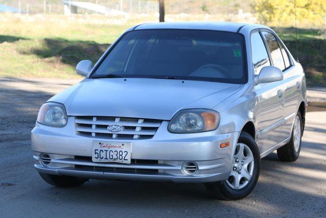 2003 Hyundai Accent GL Santa Clarita, CA 4