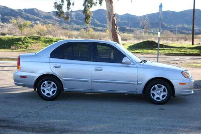 2003 Hyundai Accent GL Santa Clarita, CA 11