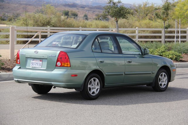 2003 Hyundai Accent GL Santa Clarita, CA 6