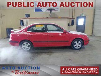 2003 Hyundai ELANTRA  | JOPPA, MD | Auto Auction of Baltimore  in Joppa MD