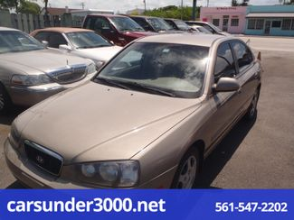 2003 Hyundai Elantra GLS Lake Worth , Florida 1