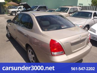 2003 Hyundai Elantra GLS Lake Worth , Florida 2