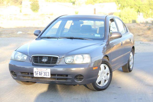 2003 Hyundai Elantra GLS Santa Clarita, CA 4