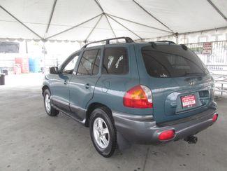 2003 Hyundai Santa Fe GLS Gardena, California 7