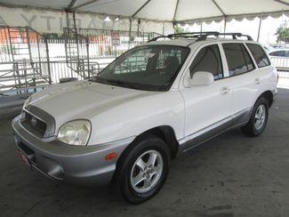 2003 Hyundai Santa Fe GLS Gardena, California