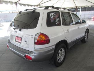 2003 Hyundai Santa Fe GLS Gardena, California 2