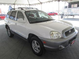 2003 Hyundai Santa Fe GLS Gardena, California 3